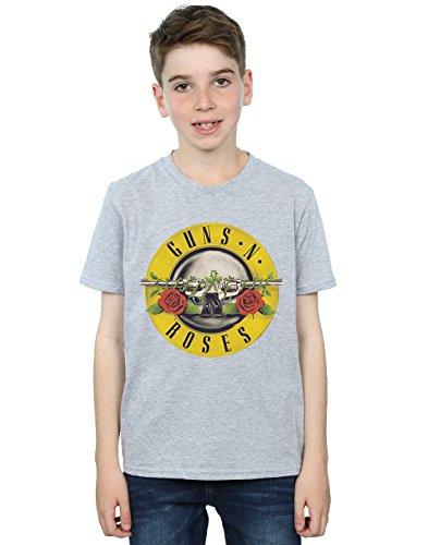 Guns N Roses Boys Bullet Logo T-Shirt