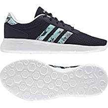 new product 62eb3 fee2a adidas Lite Racer W, Sneaker a Collo Basso Donna