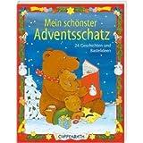 Mein schönster Adventsschatz, Adventskalender: 24 Geschichten und Bastelideen