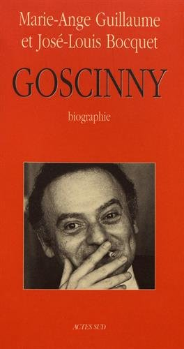 René Goscinny : Biographie