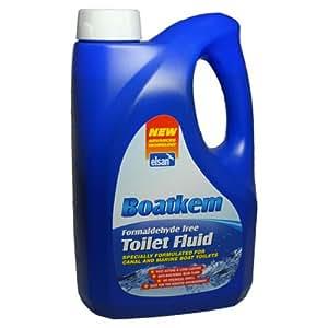 Elsan Boatkem Toilet Fluid Chemical Cleaner Marine Safe Yacht Boat 2L