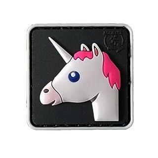 Jackets To Go Einhorn DUFT Unicorn Patch, zart duftend nach Erdbeere