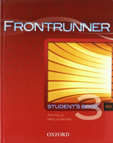 Frontrunner 3: Student's Book with Multi-ROM Pack - 9780194023528