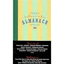 Cotta's Kulinarischer Almanach, Auf das Jahr 1994