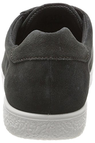 Ecco Herren Soft 1 Sneaker Grau (Moonless)
