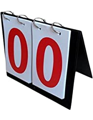 Sport Compétition Scoreboards Basketball Rouge Double Digit Tableau de bord