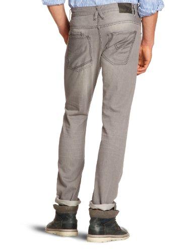 Tom Tailor Denim - 60178030912/Grey Skinny Fit Denim - Jean - Homme Gris (1058)
