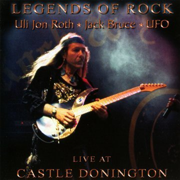 Legends Of Rock-Live At Castle by Uli Jon Roth (2002-08-02)
