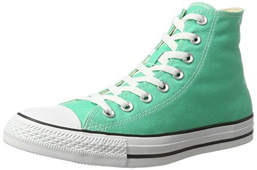 Converse Herren CTAS Hi Sneakers, Grün (Menta), 41 EU (Grün Chuck Taylor)
