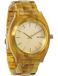 Reloj Nixon The Time Teller A3271423 Mujer Beige