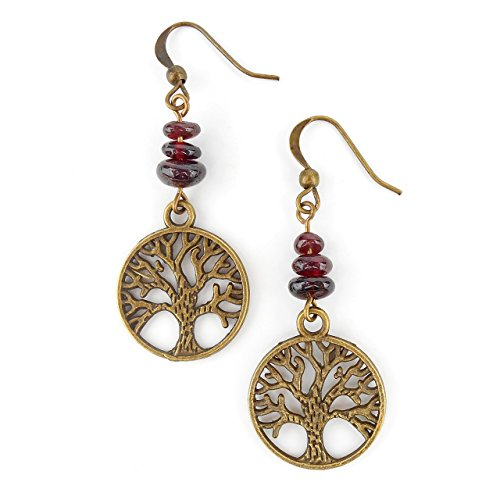 garnet-tree-of-life-drop-earrings-in-antique-bronze-includes-gift-box