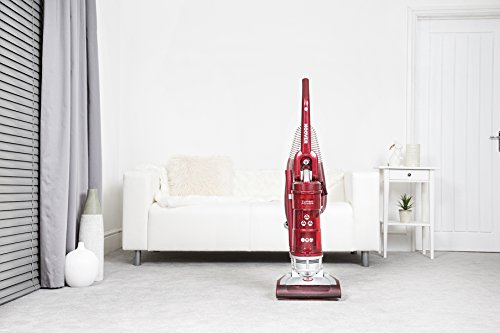 Hoover Turbo Power Bagless Pets Upright Vacuum Cleaner