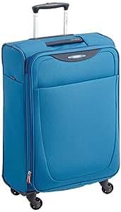 Samsonite Trolley 4 Ruote misura media 66 cm ultraleggero colore Azzurro