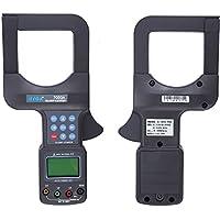 Amperímetro de corriente de fuga de gran calibre Alicates Medidor de voltaje Detector Medidor de Corriente Alicates etcr 7000A