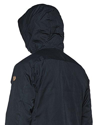 Fjällräven Herren Kiruna Padded Jacket Winterjacke Dark Navy