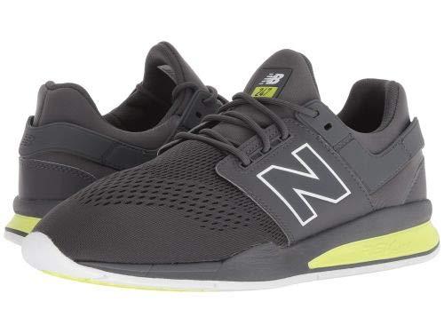 New Balance 247 Shoe Men\'s Casual 9.5 Magnet-Solar Yellow