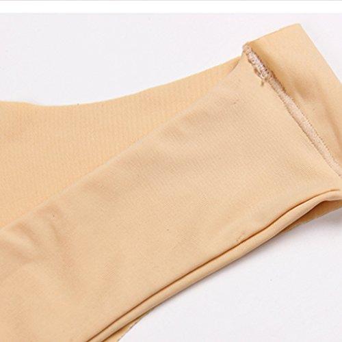 Vogue of Eden Women's Your Own Bra Torsette Slimming Body Shapewear Nude