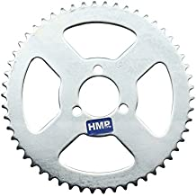 HMparts CROSS BIKE / MINI CROSS PIGNONE - 3 fori - 54 DENTI - per 7 pollici CERCHIONI (#35)