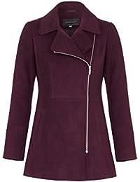 Anastasia Women's Short Zip Winter Jacket