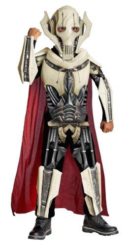 Kind Grievous General Kostüm Von - Star Wars Kinder Kostüm General Grievous Gr. 3 bis 4 Jahre - 116 cm