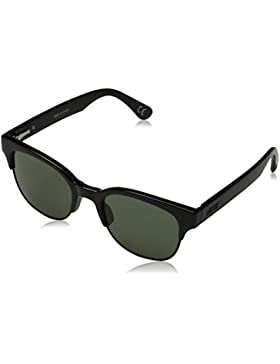 vans Steam Shades, Occhiali da Sole Uomo, Nero (Black-Dark Green)