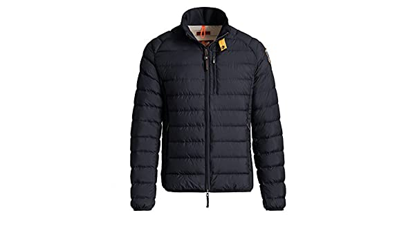 5f8a68a8 Parajumpers | Ugo Super Lightweight Jacket - Blue-Black L BLUE\BLACK:  Amazon.co.uk: Clothing