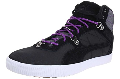 Puma Tipton Winter, High-top homme Black