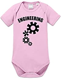 Engineering Baby Strampler by Shirtcity