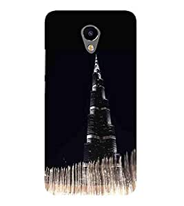 For Meizu M3 :: Meizu M 3 beautiful tower ( beautiful tower, biggest building, talest building, building ) Printed Designer Back Case Cover By CHAPLOOS