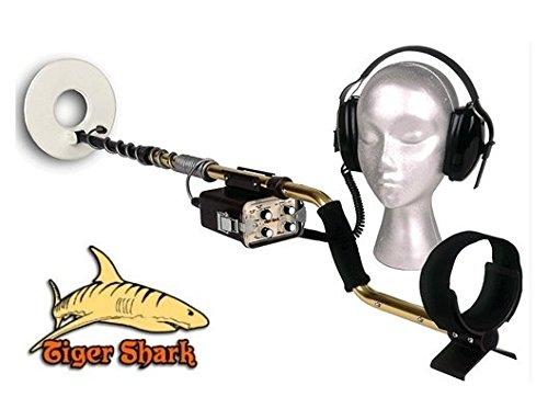 'Metal Detector Tesoro Tiger Shark 8sumergible búsqueda Oro Monedas metales