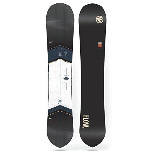 Flow Herren Freeride Snowboard Solitude 158 -