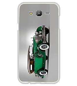 Fuson Designer Back Case Cover for Samsung Galaxy E7 (2015) :: Samsung Galaxy E7 Duos :: Samsung Galaxy E7 E7000 E7009 E700F E700F/Ds E700H E700H/Dd E700H/Ds E700M E700M/Ds (Car Sports Car green car Stunning Car Stunning old Car)