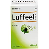 Luffeel compositus Tabletten 250 stk preisvergleich bei billige-tabletten.eu