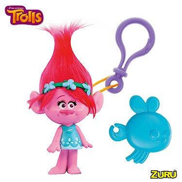 Trolle Mittlere Charakter Schlüsselbund Spielzeug Mini Abbildung (Gepflückt Zufällig) (Charakter Jacken)