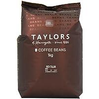 Taylors of Harrogate Rich Italian Coffee Beans 1 kg (Pack of 2)