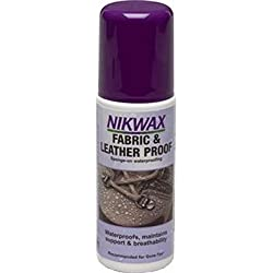 Nikwax Fabric & Leather Footwear Protection Waterproof Shoes Spray 125ml by Nikwax