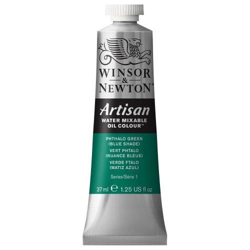 Winsor   Newton Artisan Tubo óleo miscible en Agua, 37 ML, Color Verde ftalo f599abfcac
