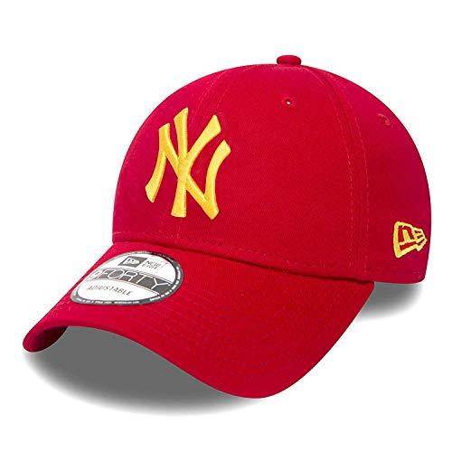 New Era 9forty Cap MLB New York Yankees im Bundle mit UD Bandana #2940