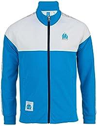 Veste zip OM - Collection officielle Olympique de Marseille - Taille adulte homme