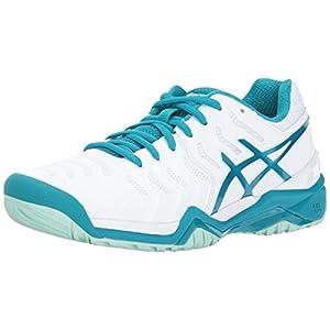 41pkuHcYMhL. SS300  - ASICS Women's Gel-Resolution 7 Tennis Shoe