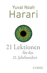 Yuval Noah Harari (Autor), Andreas Wirthensohn (Übersetzer)(42)Veröffentlichungsdatum: 10. Dezember 2018 Neu kaufen: EUR 24,9558 AngeboteabEUR 19,99