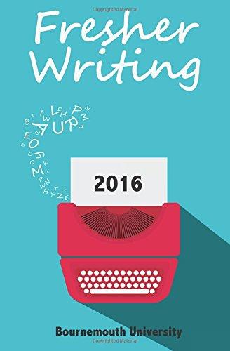 Fresher Writing 2016