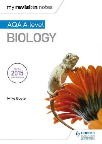 My Revision Notes: AQA A Level Biology, used for sale  Delivered anywhere in UK