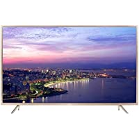 TCL 163.8 cm (65 Inches) 4K UHD LED Smart Android TV L65P2MUS (Gold)