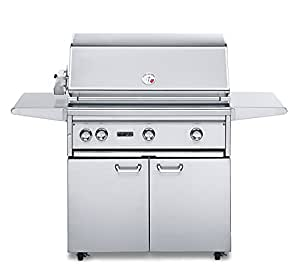 """California Gas-Grill Professional 36"""" Standgrill"""