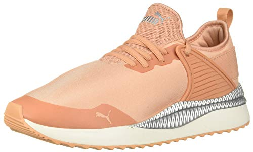 PUMAPUMA-367660 - Pacer Next Cage Wns Mujer, Beige (Dusty Coral-Dusty Coral-Whisper White), 6.5 M US