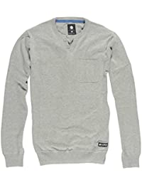 Pull Element Abstract heather gris