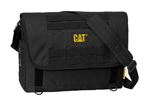Caterpillar Umhängetasche, schwarz (Schwarz) - 00155962 (Bag Courier Messenger)