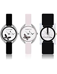 VALENTIME valentime Analogue Multi-color Dial Women's Watch- W07-01-05-06-COMBO-B