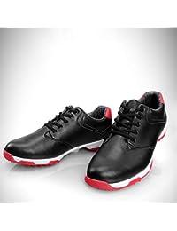 finest selection 02963 44cef FELICIPP Golf Shoes Men s Spike-less Shoes Waterproof Antislip Light Mild  Abrasion Resistant Multifunctional Outdoor